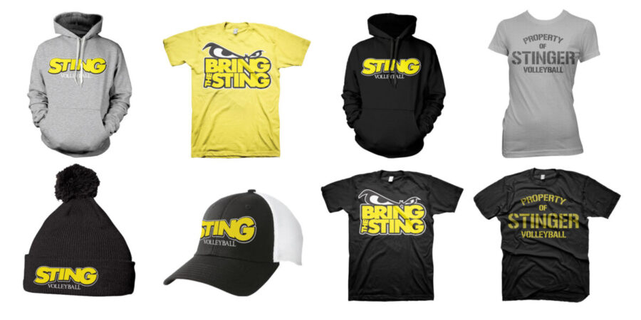 STING Volleyball(samples)